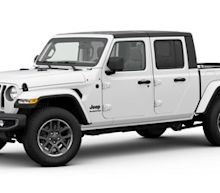 Jeep® Brand Expands Gladiator Lineup With Altitude Model