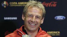 EEUU: Klinsmann recibió 3,35 millones tras despido