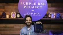 Crown Royal Launches Its Largest Generosity Campaign To-Date - The Crown Royal Purple Bag Project - With Support From Multi-Platinum Selling Country Artist Thomas Rhett