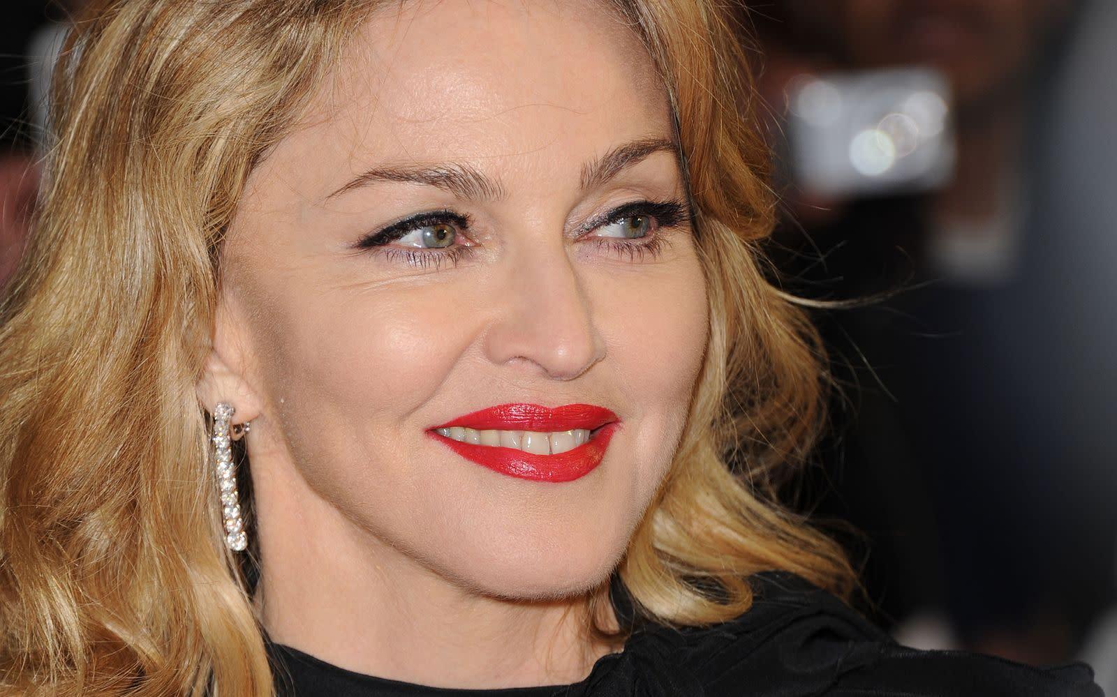 Madonna fälschlicherweise für tot erklärt