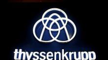 Ailing icon Thyssenkrupp seeks partners for steel, warship units