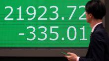 La Bolsa de Tokio cae un 0,53 % lastrada por la fortaleza del yen