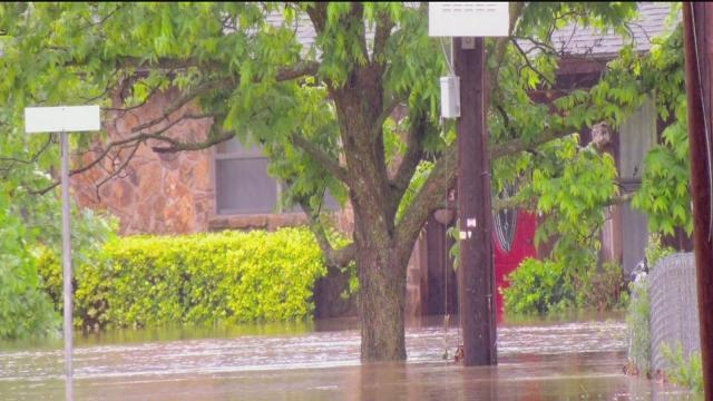 Dewar residents continue recovery from flood