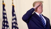 Donald Trump: Inszeniert wie eine Auferstehung