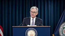 Powell Says Fed Will Eventually Slow the Pace of Bill Purchases