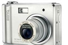 BenQ intros six-megapixel DC-E610 / DC-C610 shooters for Europe
