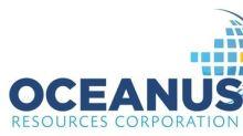 Oceanus Reports Fall 2017 Exploration Program Drill Results
