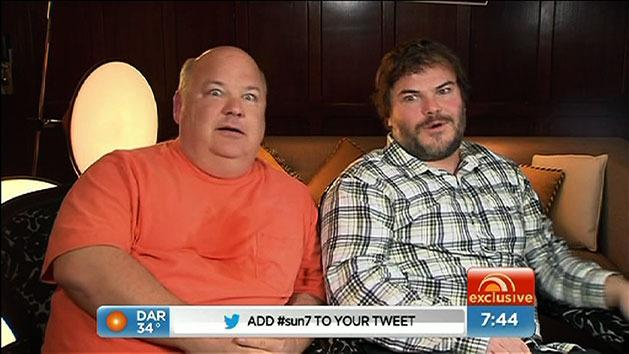 Tenacious D and the interview of destiny