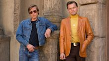 See Leonardo DiCaprio and Brad Pitt's poster for Once Upon a Time in Hollywood