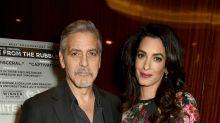 George y Amal Clooney reaparecen en medio de los rumores de embarazo