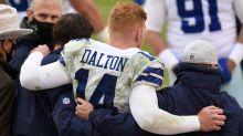 Fantasy Injury Updates: Is Andy Dalton playing in Week 8?