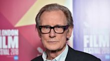 Bill Nighy explains why he doesn't watch himself on screen