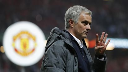 Mourinho wants three or four 'high-quality' transfers to compete with Chelsea