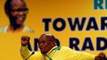 South Africa's ANC set to elect leader to replace Zuma
