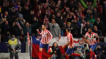 Foot - C1 - Ligue des champions : l'Atlético de Madrid domine Leverkusen grâce à Morata
