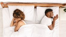 Is it time for a 'sleep divorce'? This NHS doctor thinks so
