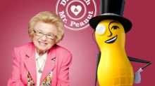 MR. PEANUT and Dr. Ruth Team Up to Shell Out Advice for Valentine's Day