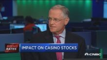 Some of the casino sector will be hit by China, says Nomu...