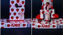 零食盒都可以變模型? 日本「空箱職人」的屈機手藝