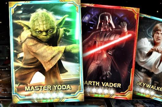 Star Wars: Force Collection out now for iOS, Android