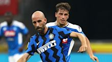Borja Valero bids farewell to Inter
