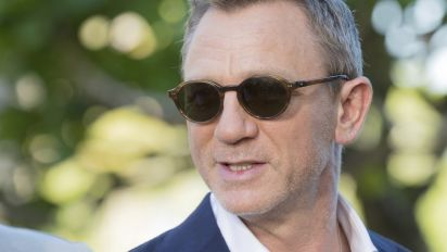 Daniel Craig hits the gym ahead of return to Bond 25
