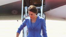 Los hijos del príncipe William y Kate Middleton se roban el show en Alemania