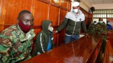Kenyan court finds two men guilty for roles in 2013 shopping mall attack