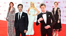 British Academy TV Awards 2017: All the celebrity red carpet fashion