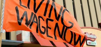 Fast food chains overcome wage pressures