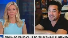 Dean Cain faces criticism for claiming 'cancel culture' would have censored his Superman series
