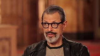 The Grand Budapest Hotel: Jeff Goldblum On His Character And The Story