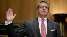 Fed's Quarles Recuses Himself From Policies Tied to Wells Fargo
