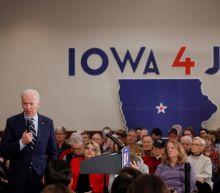 How Joe Biden went from slumping to surging in Democratic presidential race in Iowa