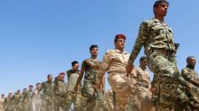 Syrian, Iraqi forces say U.S. bombs military border positions, U.S. denies