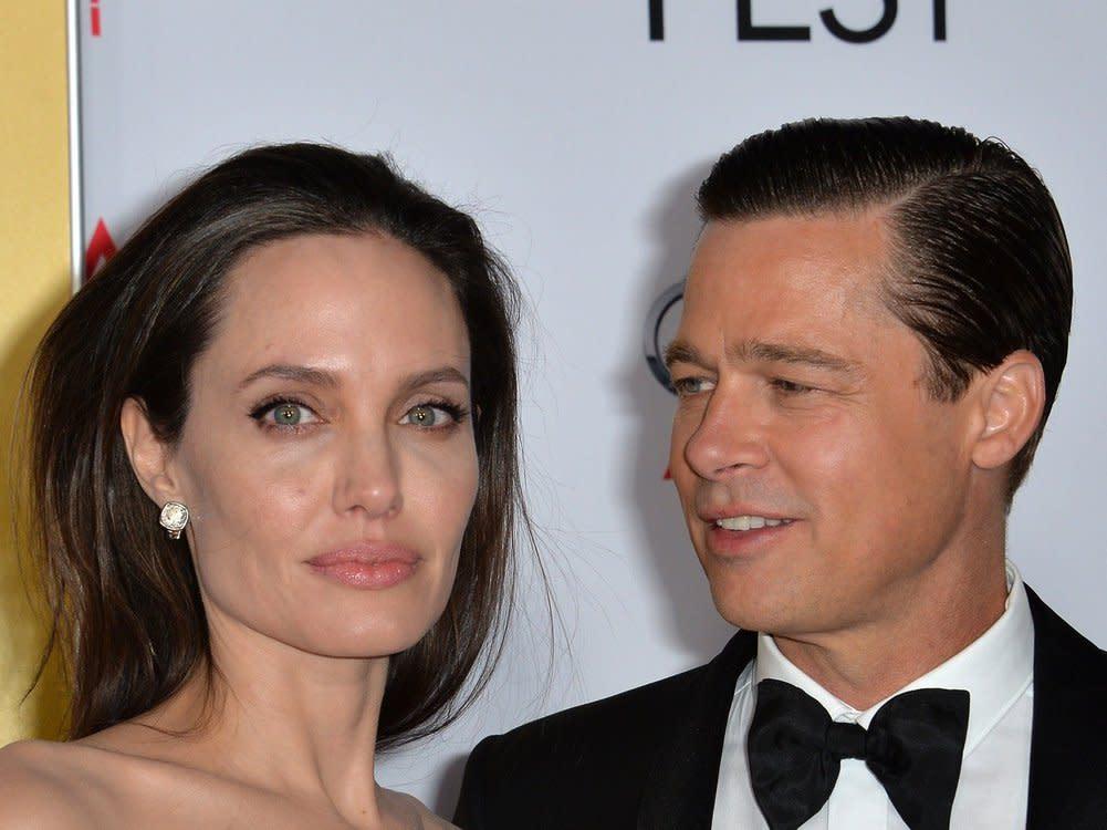 Angelina Jolie will sich nun auch geschäftlich von Brad Pitt trennen