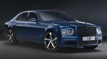 Bentley Mulsanne 6.75 Edition by Mulliner: homenaje al fin del modelo