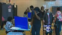 On NYC primary day, some issues with polling machines
