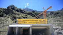'Engineering marvel': PM Modi inaugurates Atal Tunnel in Rohtang