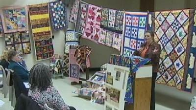 Paxtuxent Inmates Donate Quilts