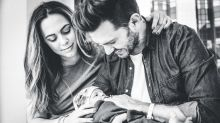 Andy Grammer Shares Pic of His Adorable Newborn Daughter Louie: 'We're in Love'