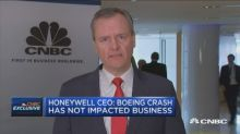 Honeywell CEO Darius Adamczyk: Business environment relat...