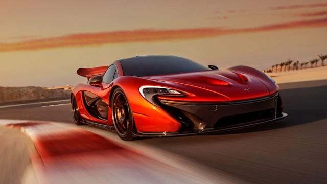 McLaren P1: 'The Greatest Sports Car in the World'