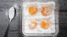 The Cooking Hack That Creates Grateable Egg Yolks