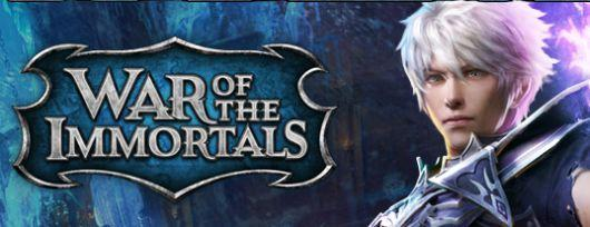 Perfect World announces successful War of the Immortals closed beta launch