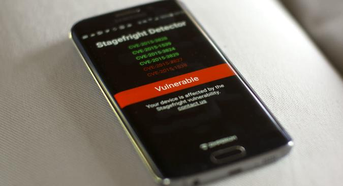 Stagefright bug now spreads through malicious audio files