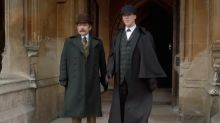 The Game Is On: 'Sherlock' Starts Filming Season Four