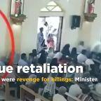 Sri Lanka official: Bomb attacks were revenge for New Zealand mosque killings