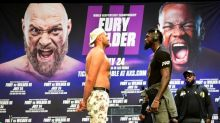 Fury vows knockout after Wilder's silent treatment