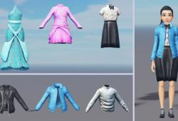 Roblox will offer layered clothing and facial gestures for more realistic avatars